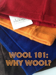 Wool 101: Why Wool? @ClothDiaperWhis
