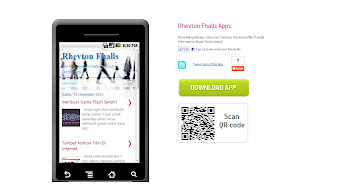 Rhevton Fhalls App on Android