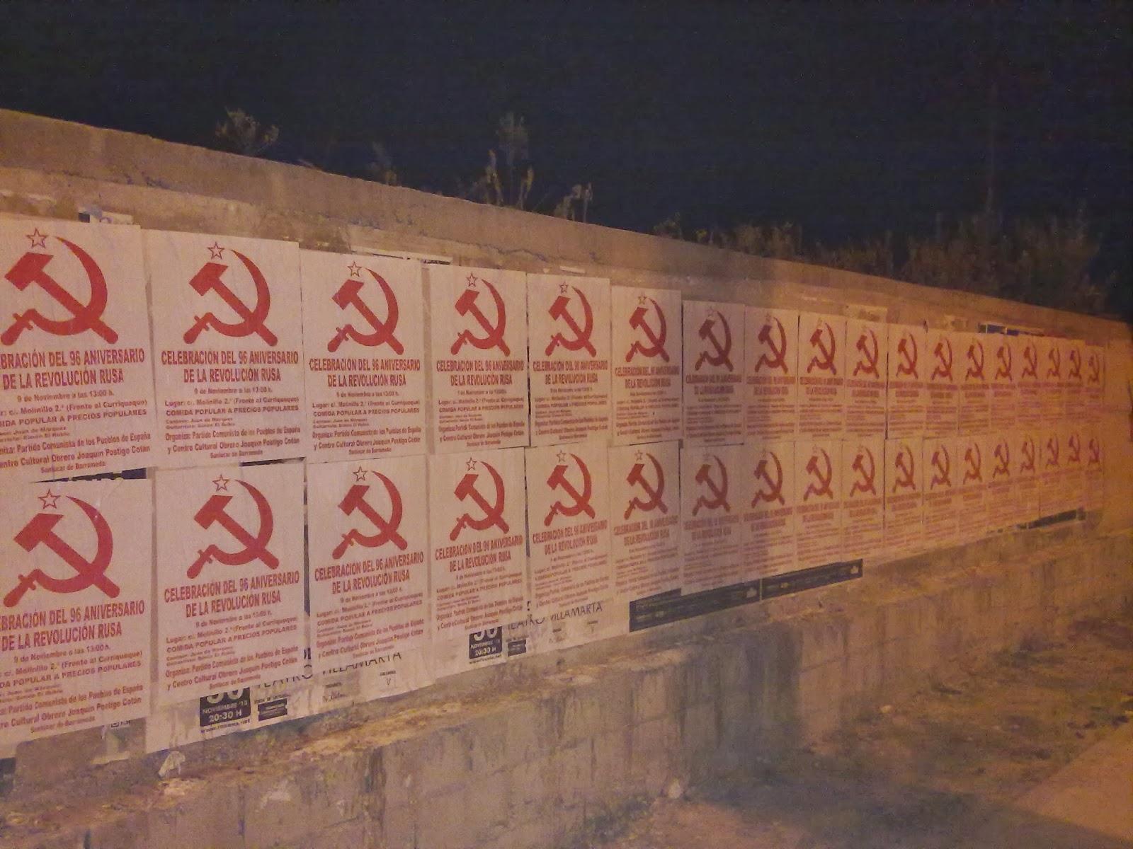 [PCPE] Celebración del 96 aniversario de la revolución soviética, 051120133163