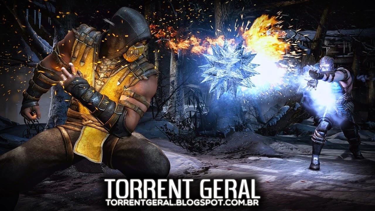 Mortal Kombat X - PC RELOADED ~ Encontre aqui!