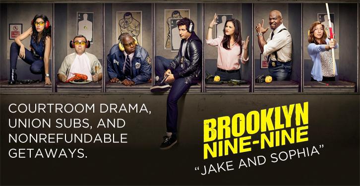Brooklyn Nine-Nine - Episode 2.06 - Jake and Sophia - Review