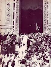 18 APRILE 1945 - I FUNERALI NEL DUOMO DI FIRENZE