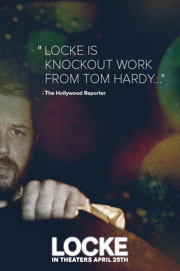 Locke 2013 Poster