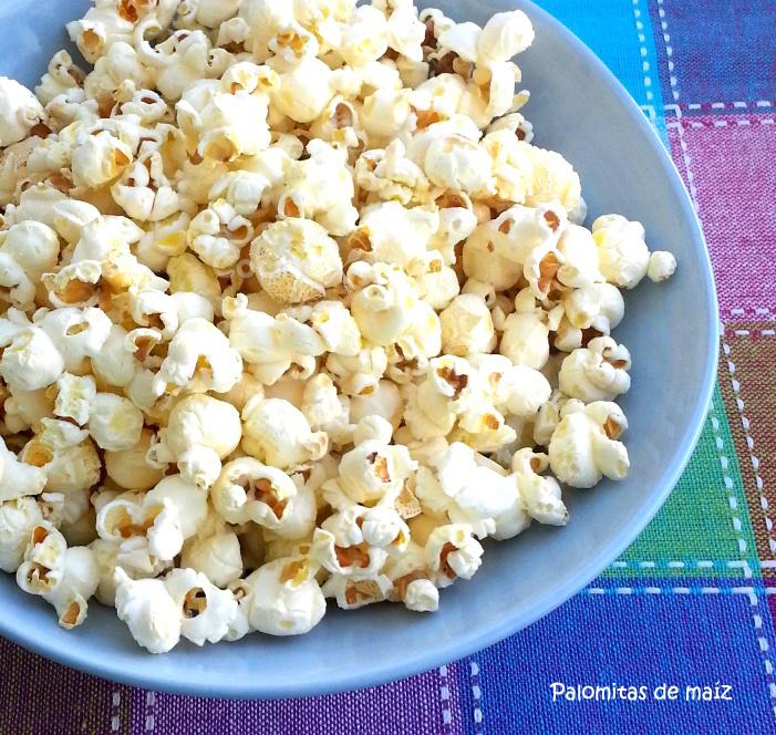 Cocinax2. Las recetas de Laurita.: Palomitas de maíz tradicionales ...