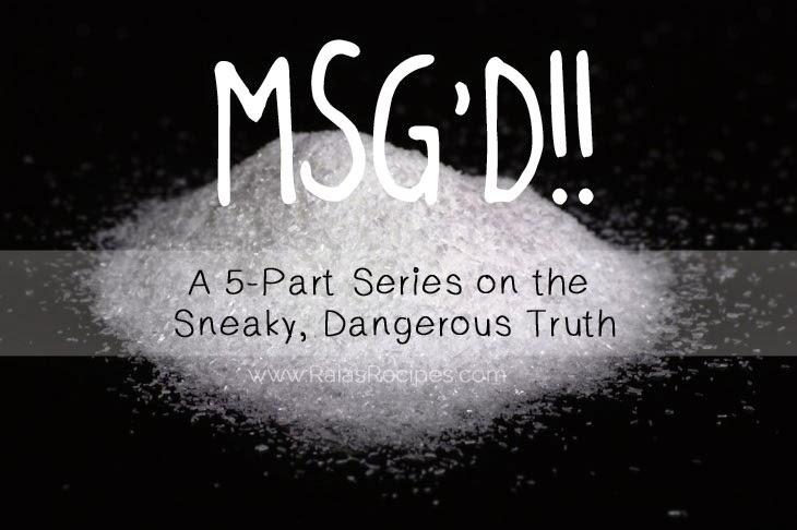 MSG'D!! Aliases & Misc. Uses | www.RaiasRecipes.com