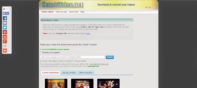 Situs Untuk Download Video Dari Youtube - catchvideo