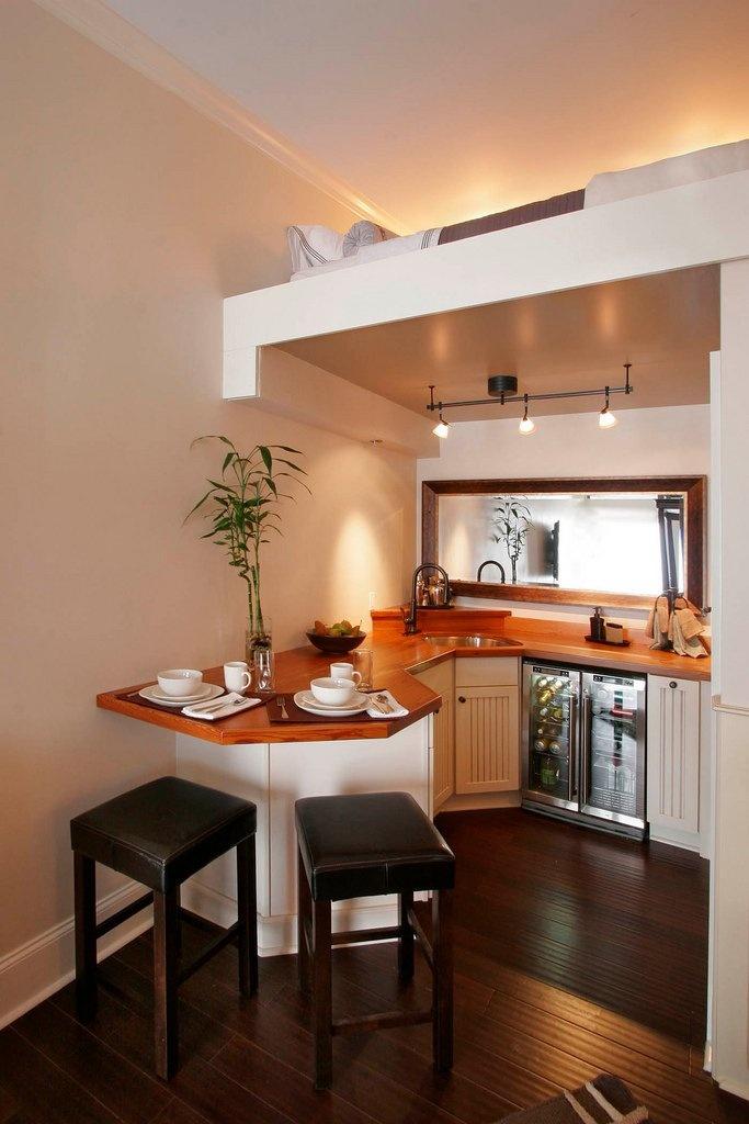 Cucine Per Ambienti Piccoli. Stunning Diversi Modi Di Luambiente ...