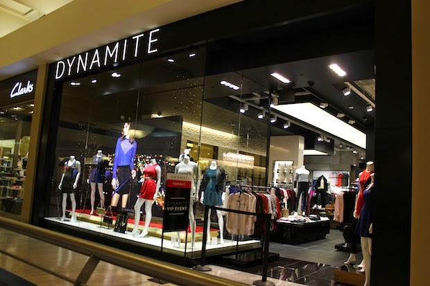 Dynamite clothing store canada