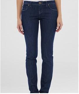 Vintage Dark Indigo UltraFit Slim Leg Jeans