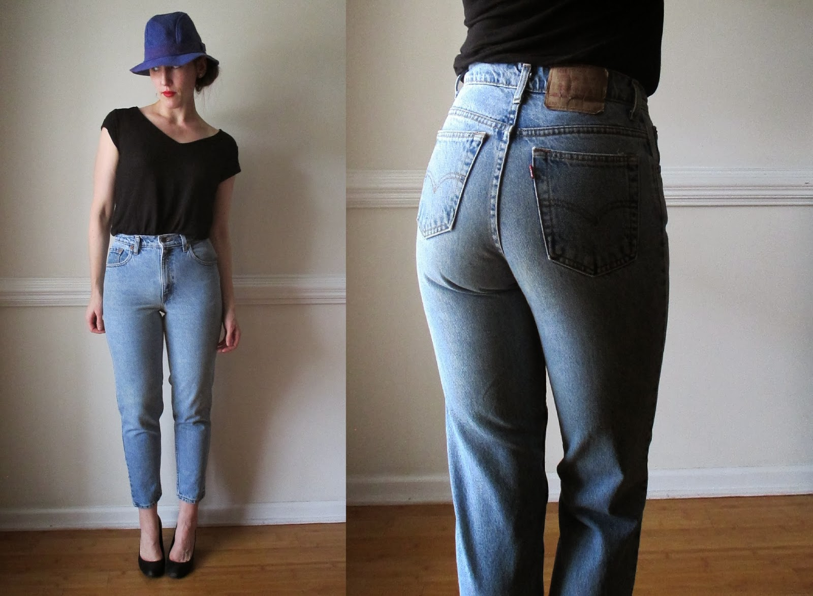 c6bb4324bde Vintage levis 501 jeans high waisted – Super Jeans in .