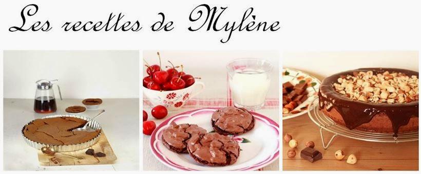 Recettes de Mylène
