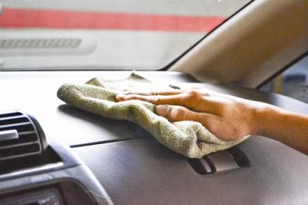 Химия салона автомобиля своими руками