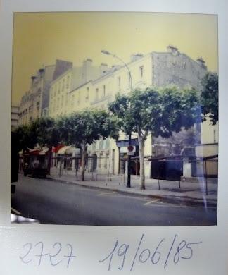 Le 100 rue de Fontenay en 1985