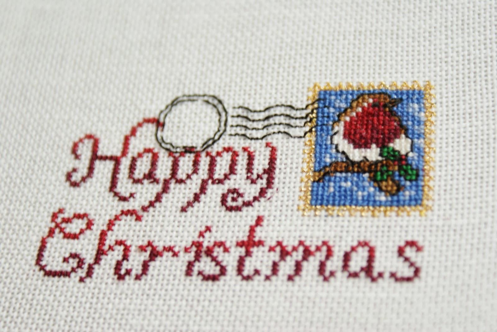 how to start a scoobie square stitch