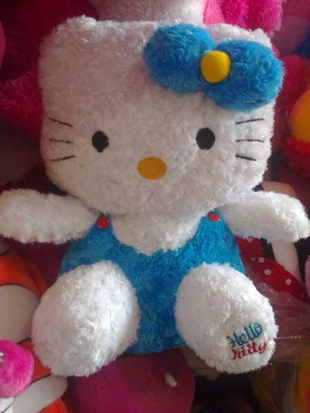 Toko Online Boneka Lucu Bentuk Boneka Hello Kitty Yang Lucu