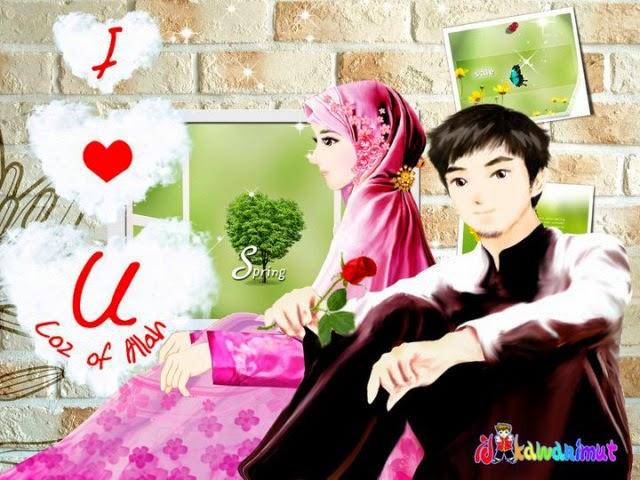Love Coz Allah