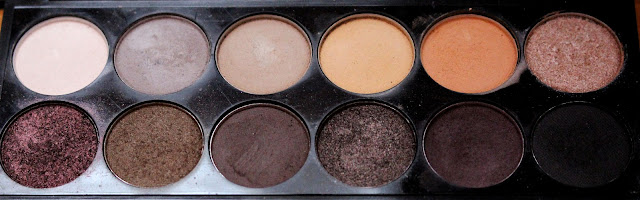Palette Au Naturel Sleek
