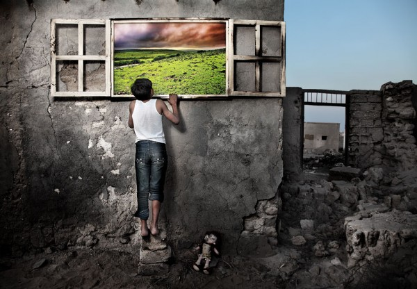 The Beautiful Earth by Saeed Al Amri