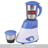 Buy Quba Mixer Grinder MG96 at Rs. 769 :Buytoearn