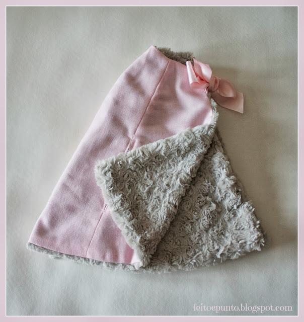Vista capa rosa