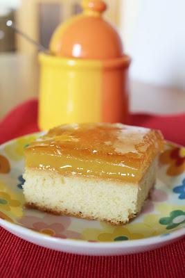 Ciasto z sokiem pomarańczowym (Bajeczne smaki)