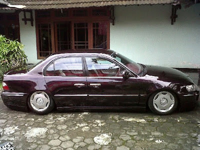 modifikasi great corolla 95