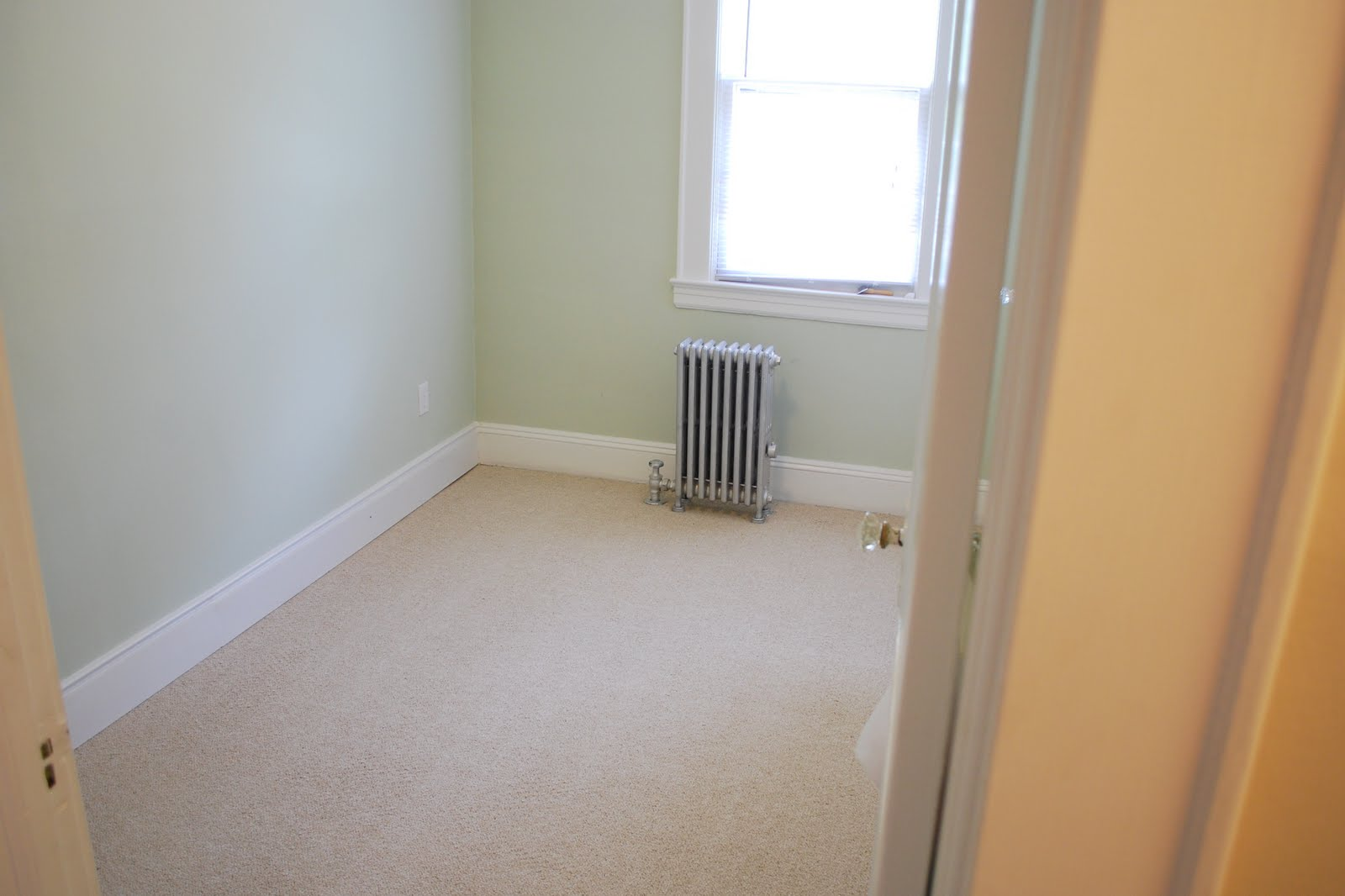 In the Little Yellow House: New Carpet: Office & Guest Room