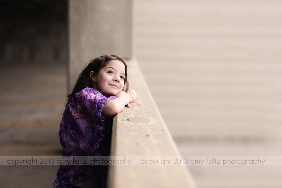 photo of tween girl - Terre Haute lifestyle photographer