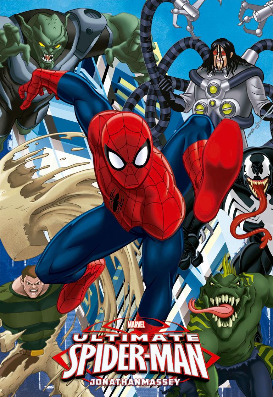 Ultimate Spiderman Temporada 2 Deadpool Español Latino