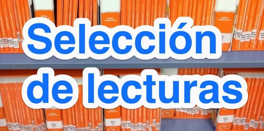 SELECCIÓN DE LECTURAS