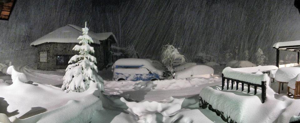 El blog de khurp unas im genes de la nevada en llanos del - Spa llanos del hospital ...