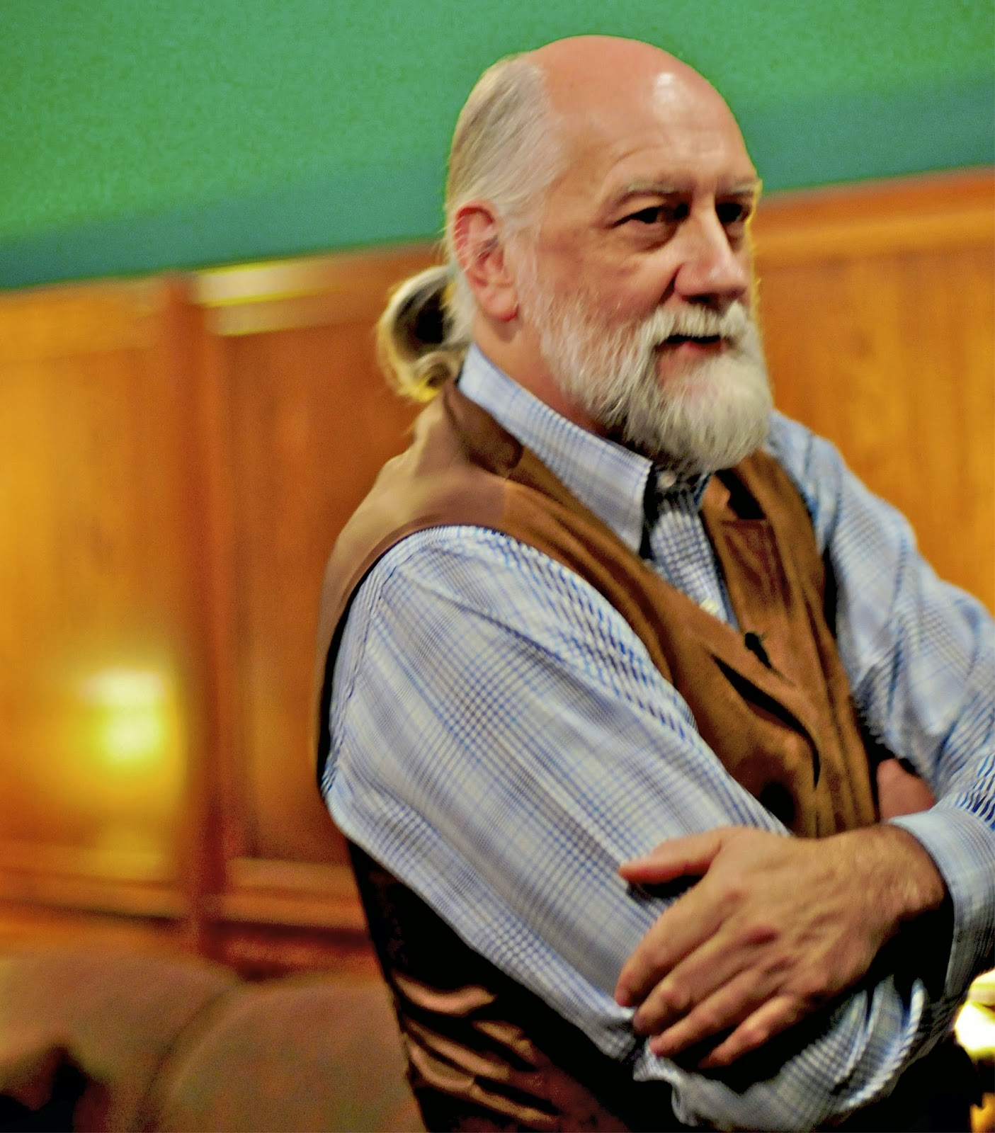 mick fleetwood black magic woman