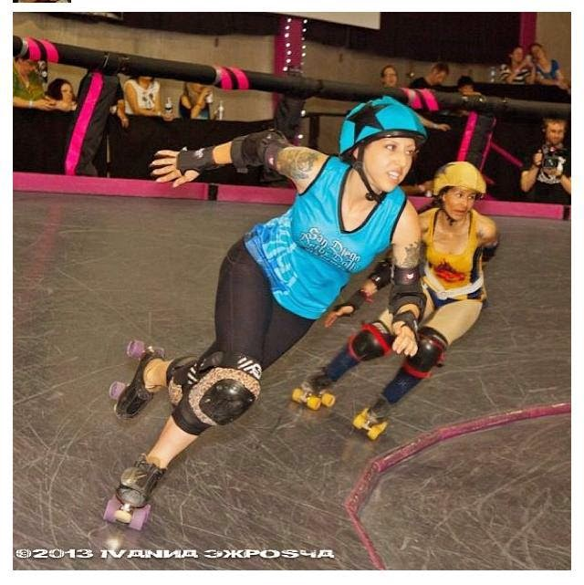 Founder San Diego Derby Dolls