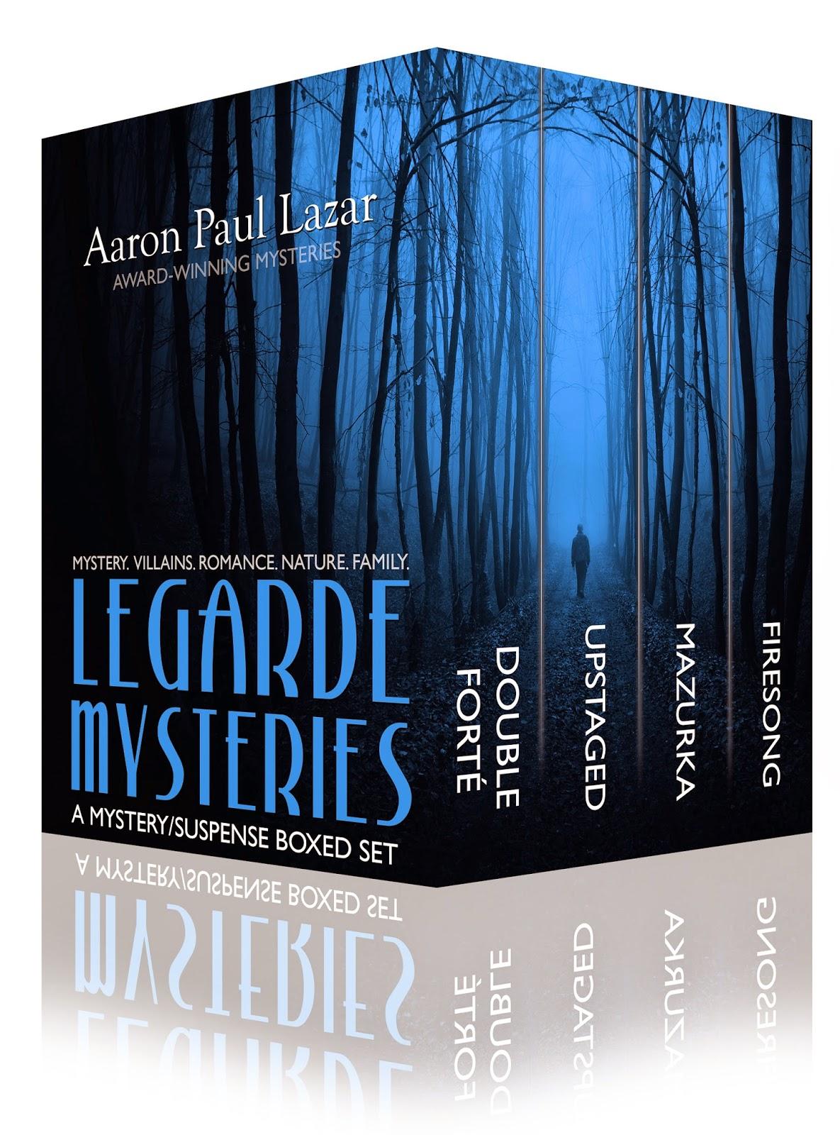 http://www.amazon.com/LeGarde-Mysteries-Omnibus-Aaron-Lazar-ebook/dp/B00K5HGIWC/ref=sr_1_1?ie=UTF8&qid=1406294919&sr=8-1&keywords=legarde+mysteries+omnibus