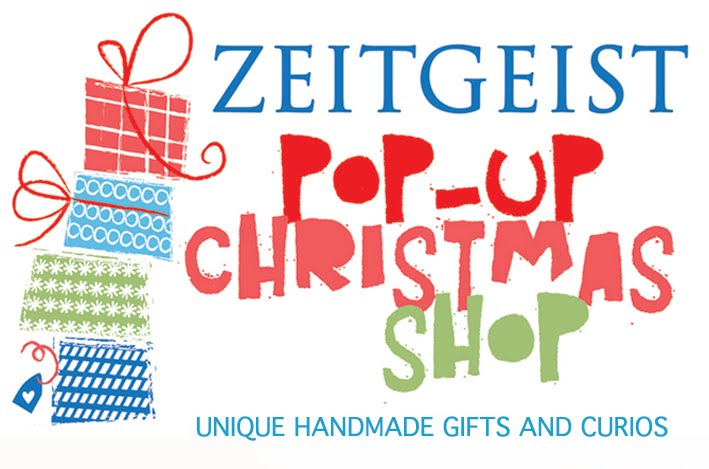 Zeitgeist Pop-up Christmas Shop