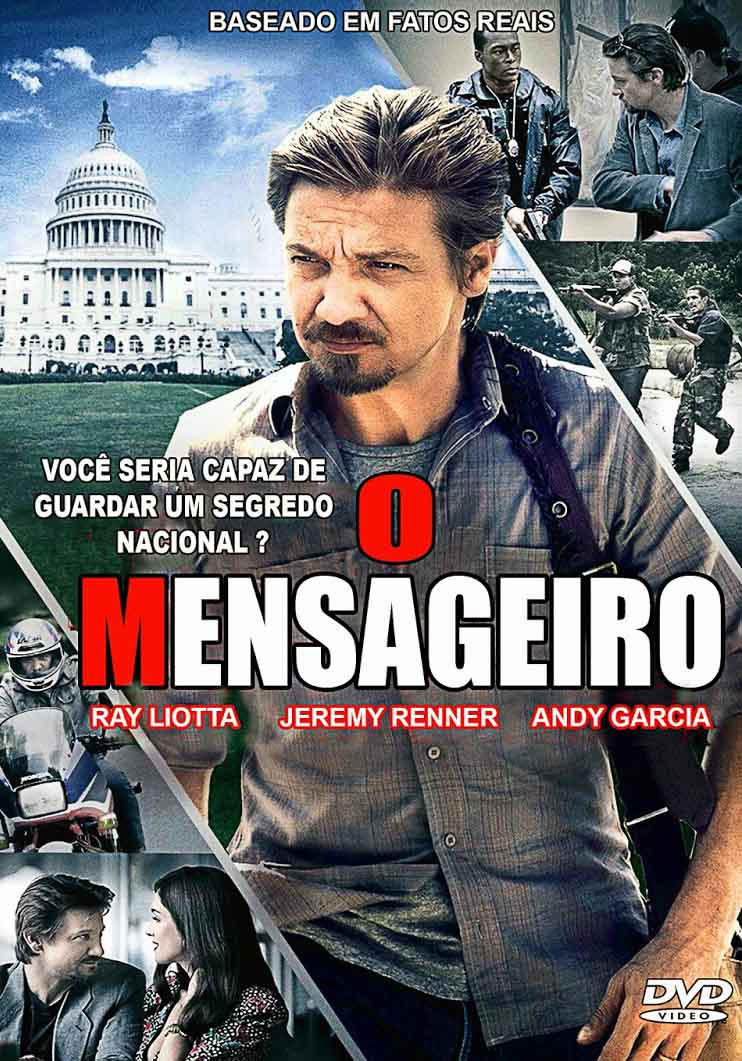 O Mensageiro Torrent - Blu-ray Rip 1080p Legendado (2015)