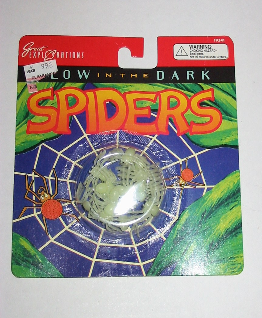 One More Gaming Project: Halloween Spider Decoration