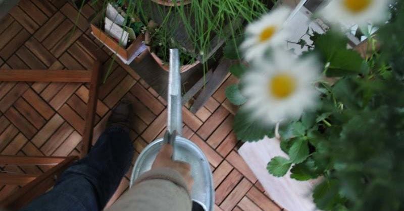 mein balkon berblick bew sserungssysteme gie roboter. Black Bedroom Furniture Sets. Home Design Ideas