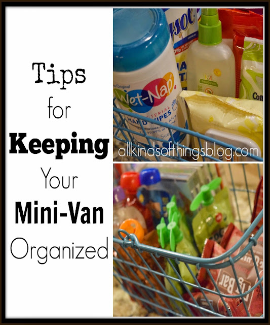 All kinds of things organizational tips for young mommies in the house in the car - Tips to keep your house more organized ...
