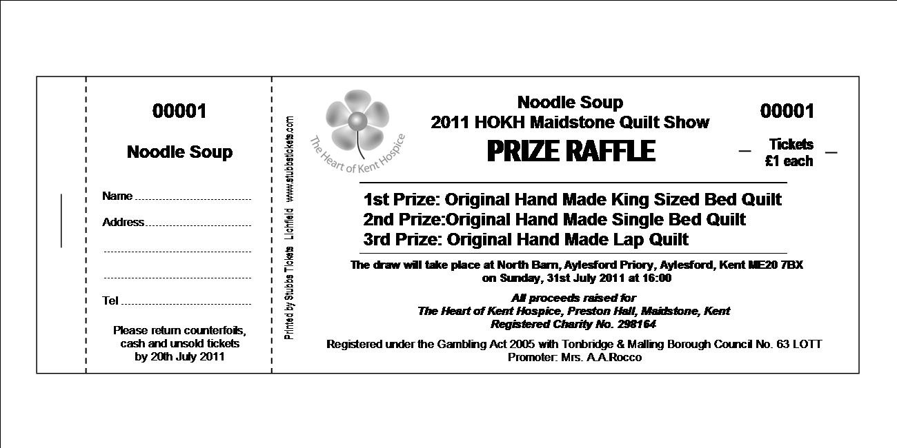 hokh maidstone quilt show raffle tickets on make sure you raffle tickets on make sure you get some
