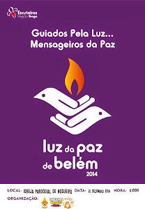 Luz Paz de Belém - Nogueiró