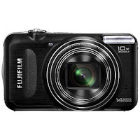 Buy Fujifilm FinePix T200 Camera + Card + Case at Rs.4299 : Buytoearn