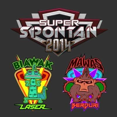 Super Spontan (2014) Episod 8 Final