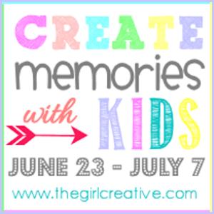 Hand & Heart Silhouette Keepsake - Create memories with kids