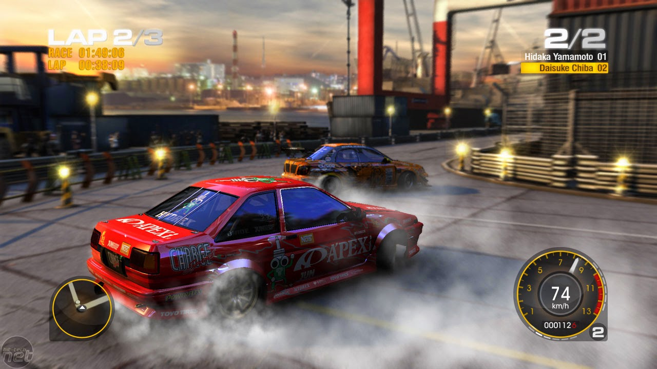 racing game free download grid