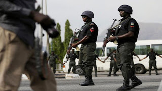 Impeachment: Heavy security at Anambra Assembly, movement restricted, journalists barred