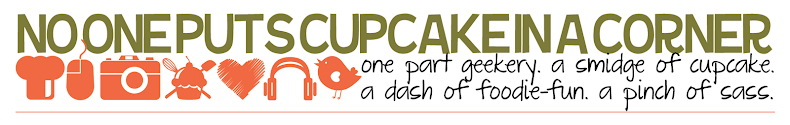 No One Puts Cupcake in a Corner | mkecupcakequeen