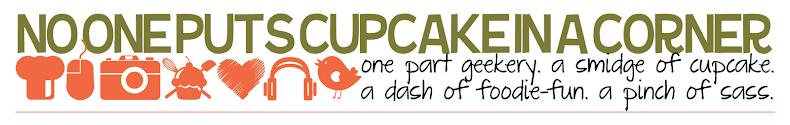 No One Puts Cupcake in a Corner | mkecupcakequeen