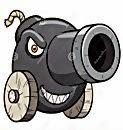 Um canhão!