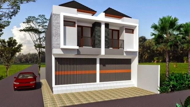 Model Desain Ruko Minimalis 2 Lantai Terbaru